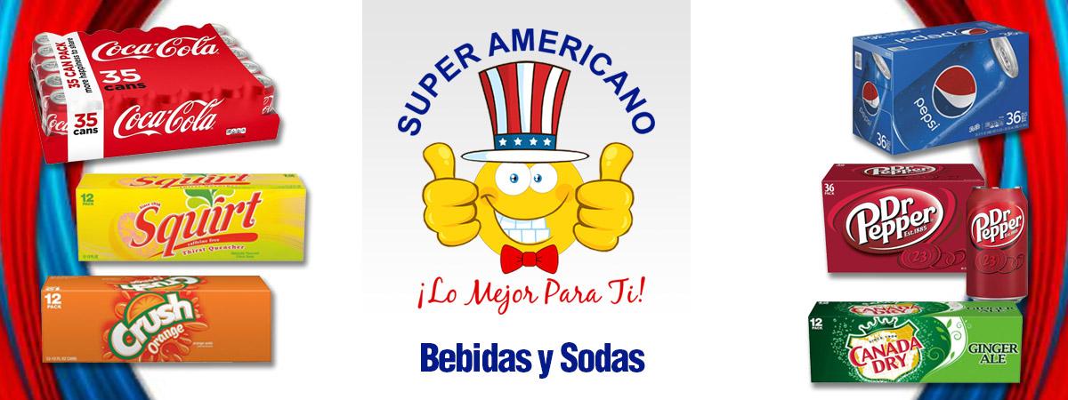 Super Americano Bebidas y Sodas